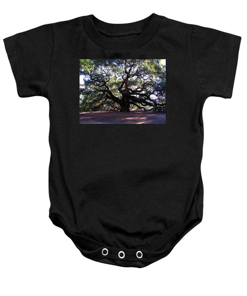 Angel Oak II Baby Onesie