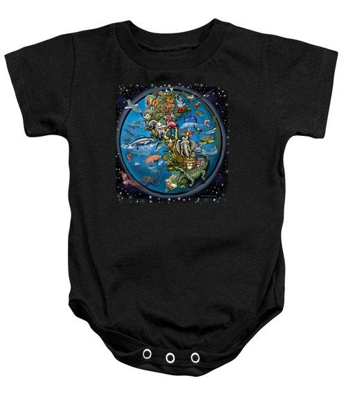Animal Planet Baby Onesie