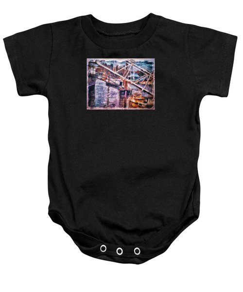 Another Picture For A Dentist Waiting Room Baby Onesie