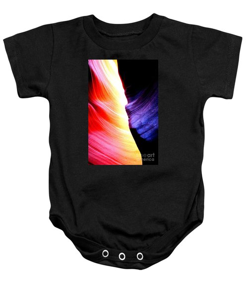 Passion Of Antelope Canyon Baby Onesie