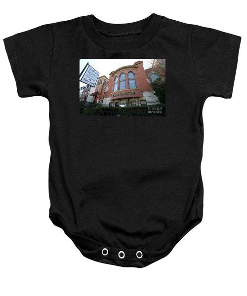 Antioch Baptist Church Baby Onesie