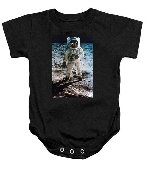 Apollo 11 Buzz Aldrin Baby Onesie
