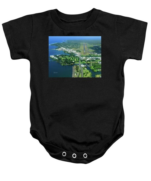 Approach Into Ito Baby Onesie
