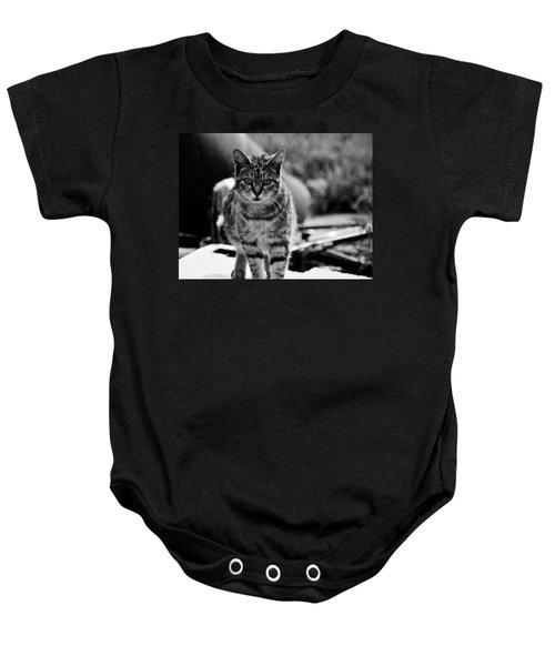 Approaching  Baby Onesie
