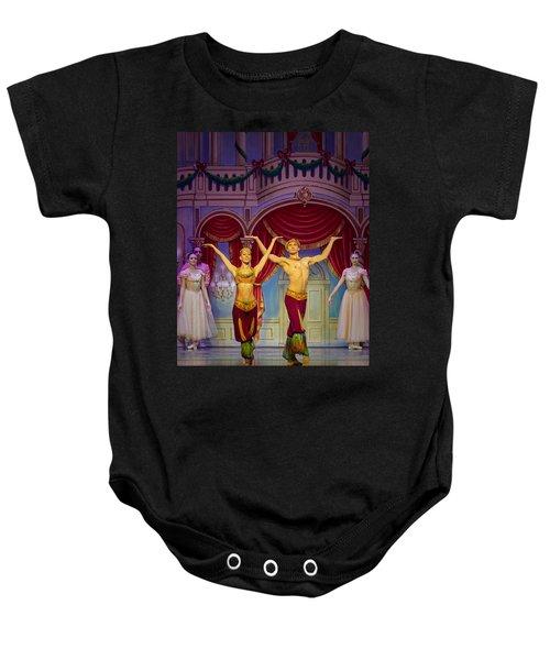 Arabian Dancers Baby Onesie