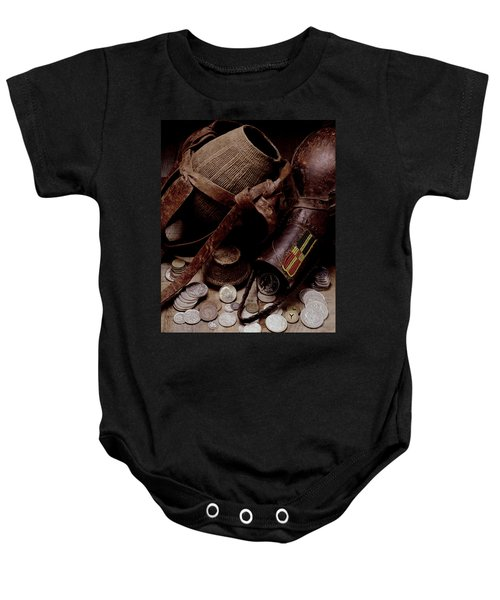 Archeological Find Year 3009 Baby Onesie