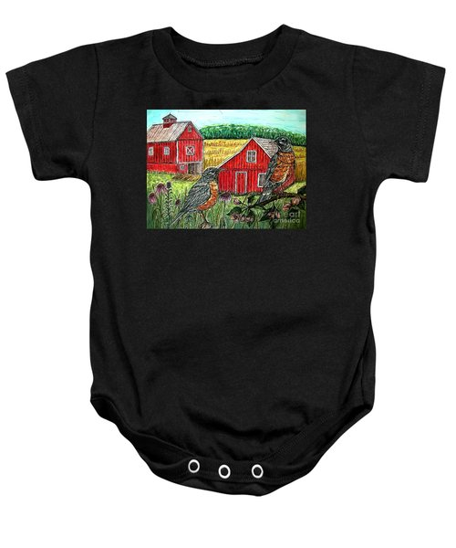 Are You Sure This Is The Way To St.paul? Baby Onesie