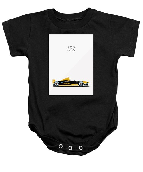 Arrows Asiatech A22 F1 Poster Baby Onesie