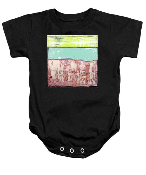 Art Print Abstract 19 Baby Onesie