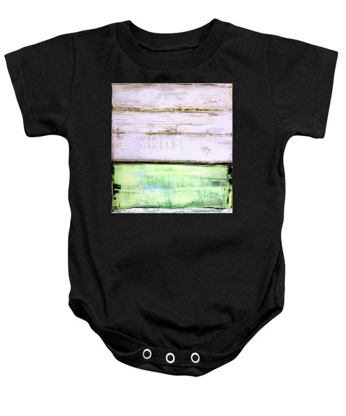 Art Print Abstract 87 Baby Onesie