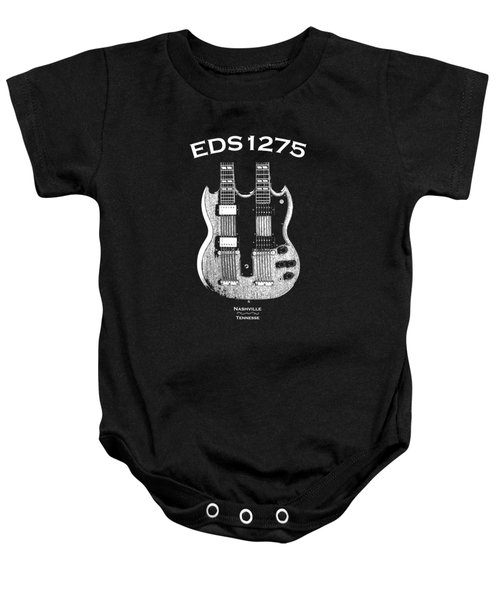 Gibson Eds 1275 Baby Onesie by Mark Rogan