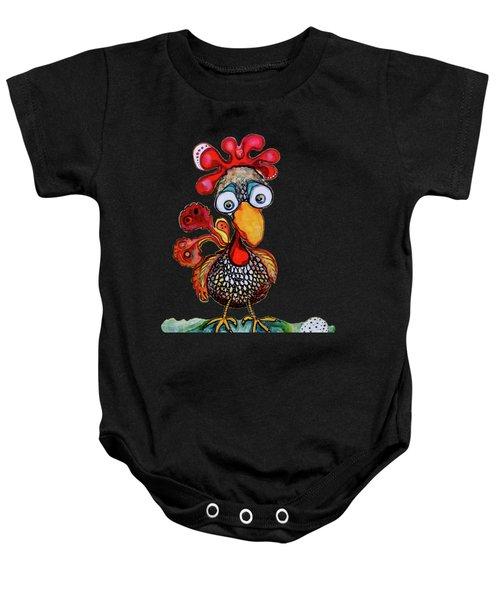 Chicken Little  Baby Onesie