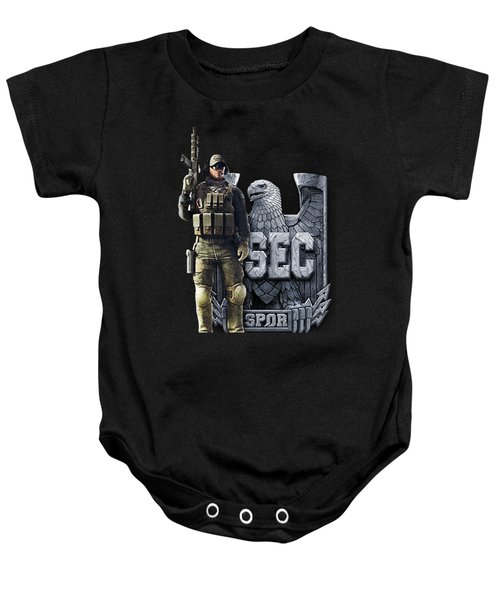 Spectral Dragon Collection Baby Onesie