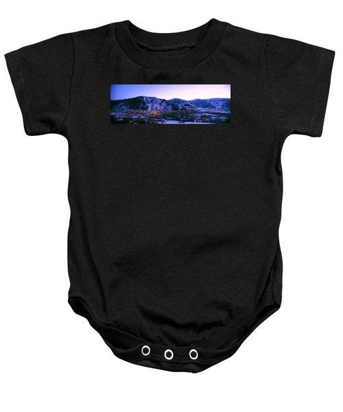 Aspen, Colorado, Usa Baby Onesie