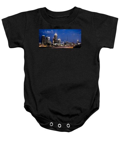 Atlanta Midtown Baby Onesie