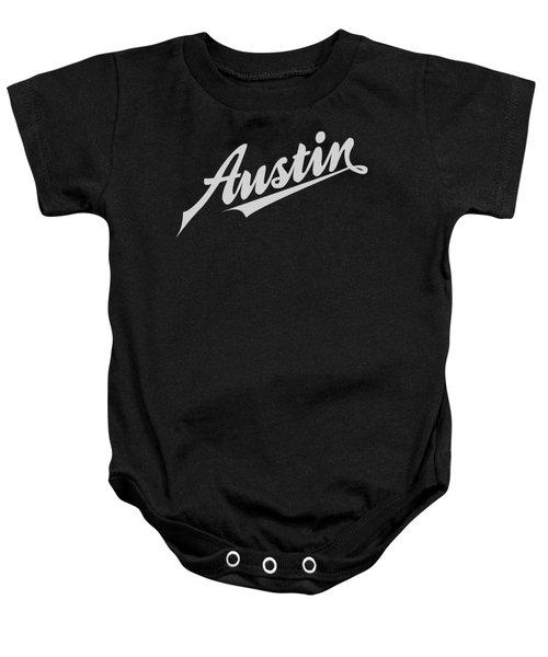 Austin Baby Onesie
