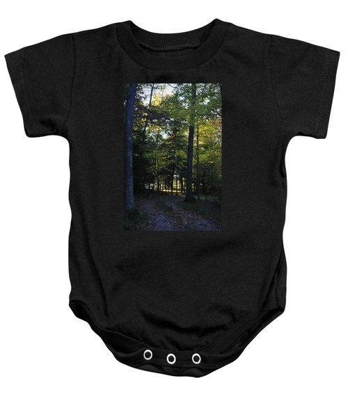 Autumn Glen Baby Onesie