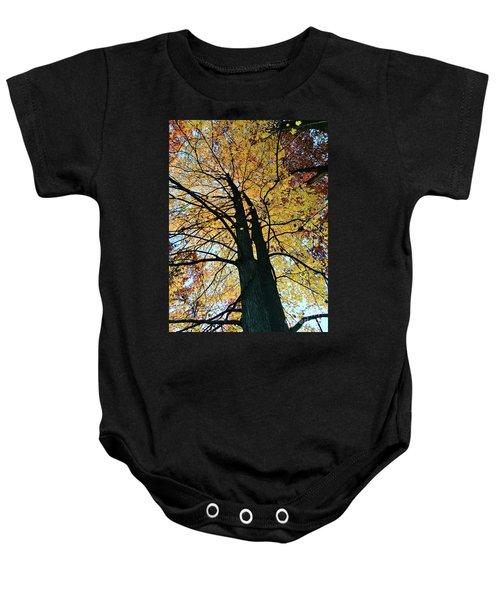 Autumn Glory Baby Onesie