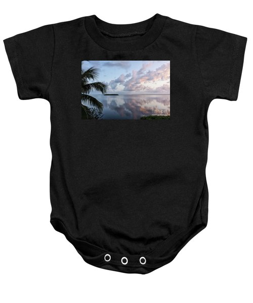 Awakening At Sunrise Baby Onesie