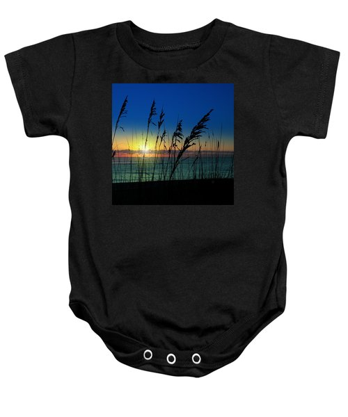 Bad Sea Oats  Baby Onesie
