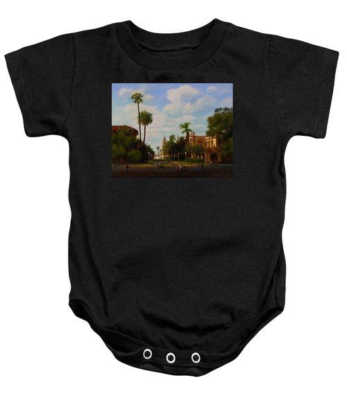 Balboa Park Baby Onesie