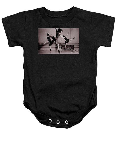 Ballet #10 Baby Onesie