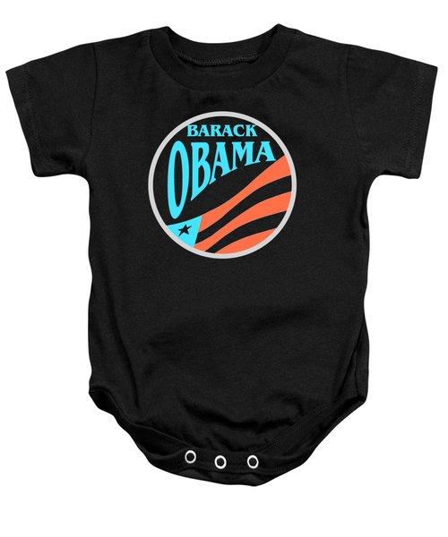 Barack Obama Design Baby Onesie