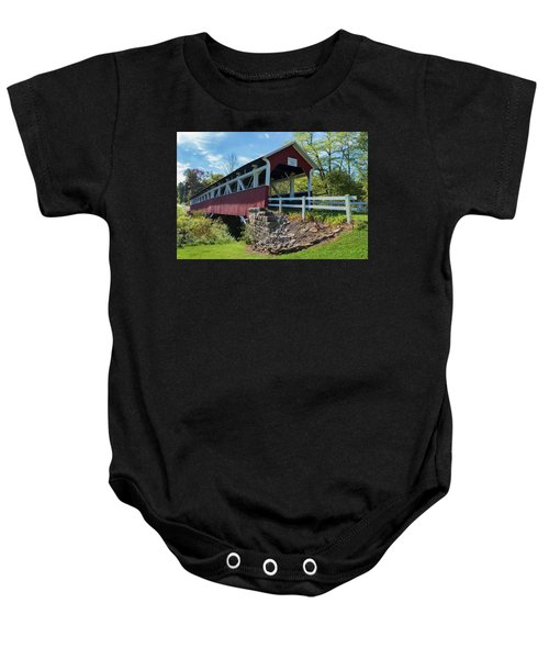 Barronvale Bridge  Baby Onesie