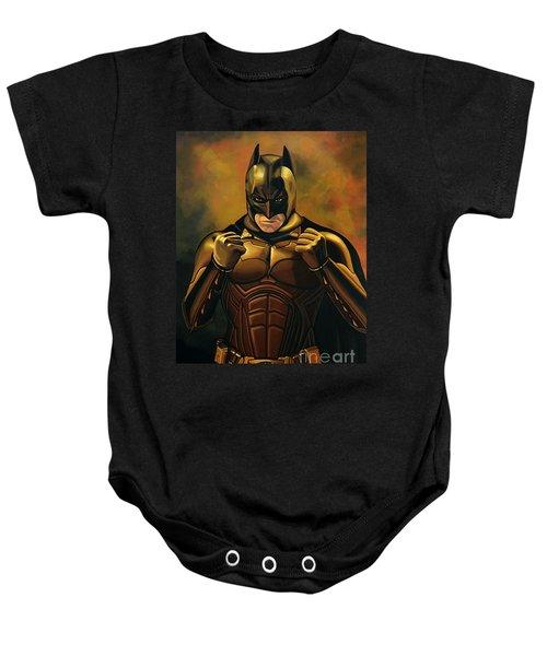 Batman The Dark Knight  Baby Onesie