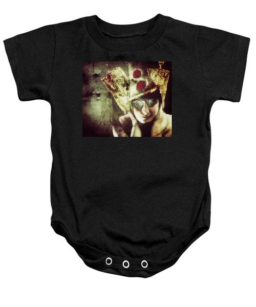 Be Careful What You Wish For Baby Onesie