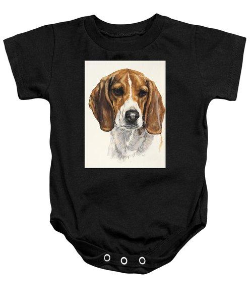 Beagle Baby Onesie