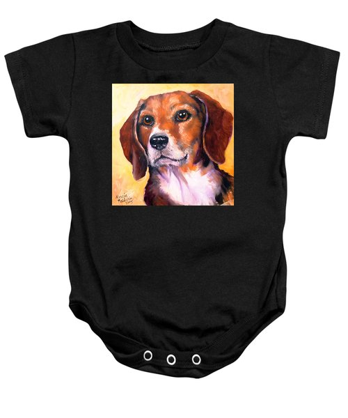 Beagle Billy Baby Onesie