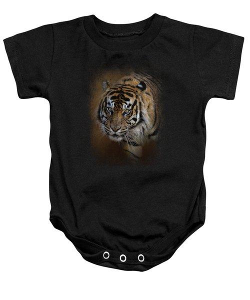 Bengal Stare Baby Onesie