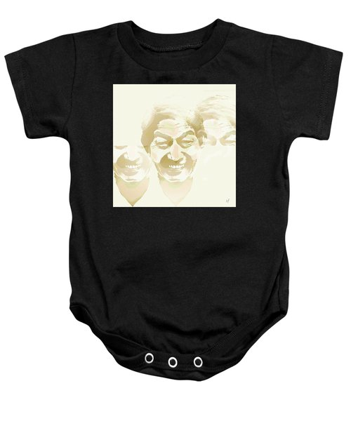 Beside Himself Baby Onesie