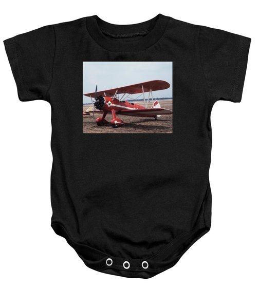 Bi-wing-6 Baby Onesie