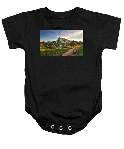 Big Rock Baby Onesie