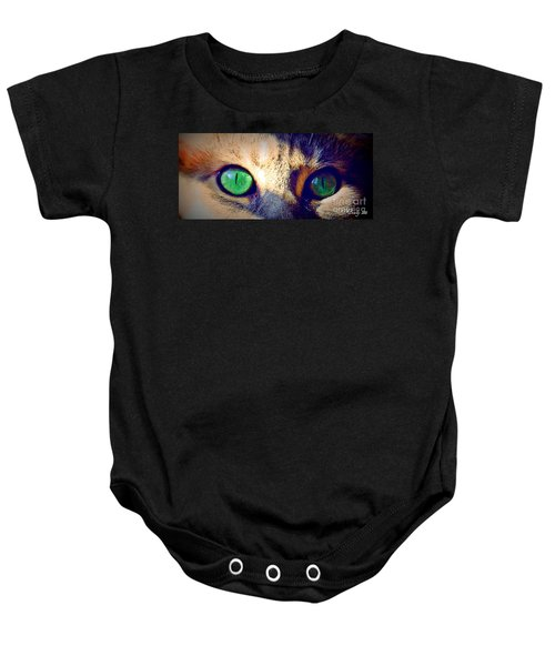 Bink Eyes Baby Onesie