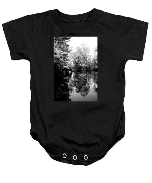 Black River 6 Baby Onesie