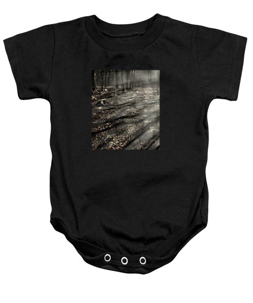 Blair Witch Over There Baby Onesie