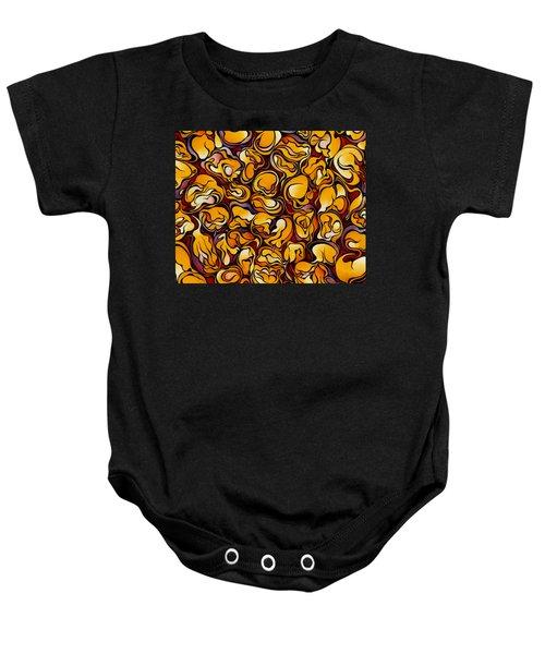Blood Corn Baby Onesie