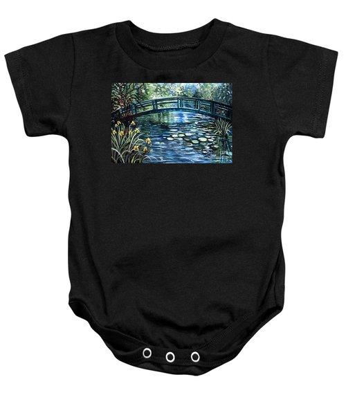 Blue Lagoon Baby Onesie