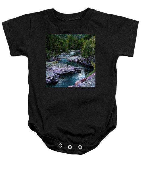 Blue River Baby Onesie
