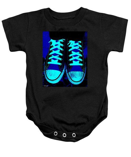Blue-tiful Baby Onesie