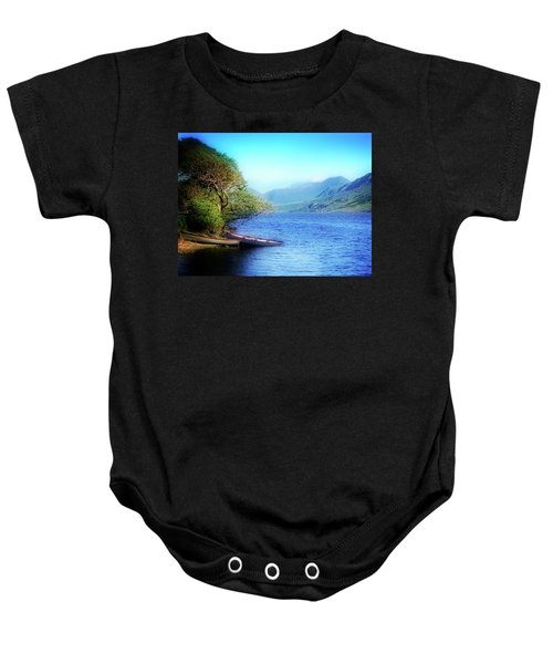 Boats At Rest Baby Onesie