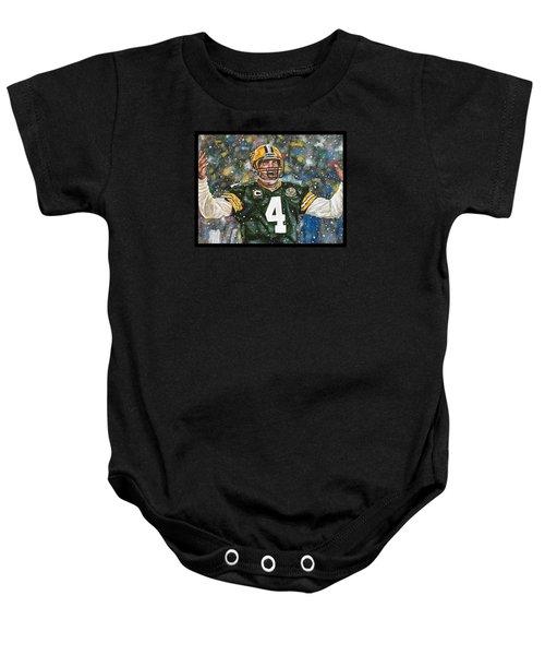 Brett Favre Baby Onesie