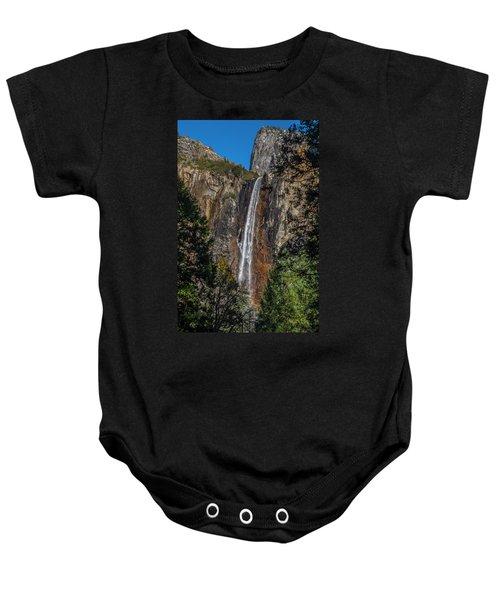 Bridal Veil Falls - My Original View Baby Onesie