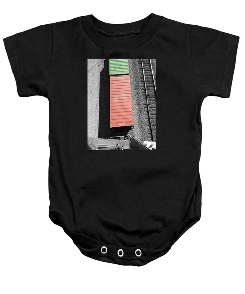 Bridge View Baby Onesie