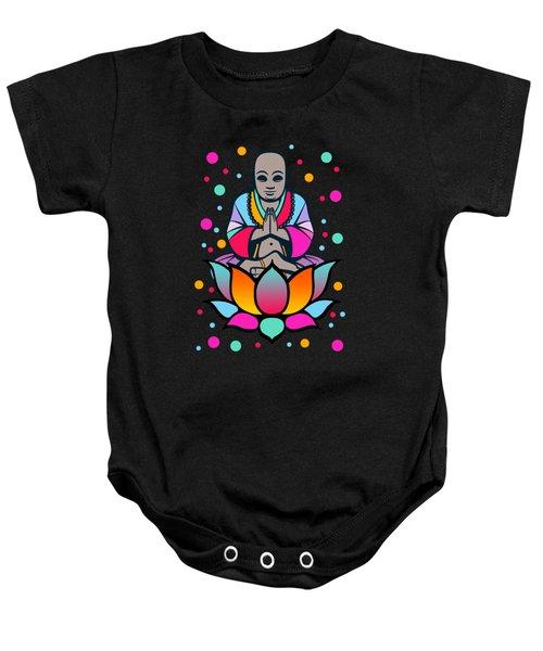 Buddha Baby Onesie