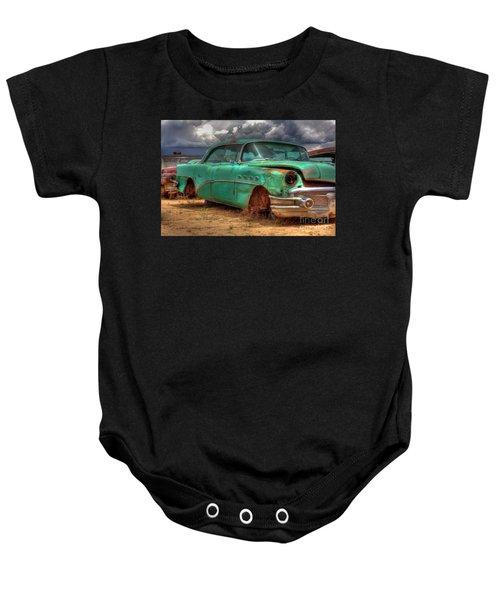 Buick Super Baby Onesie