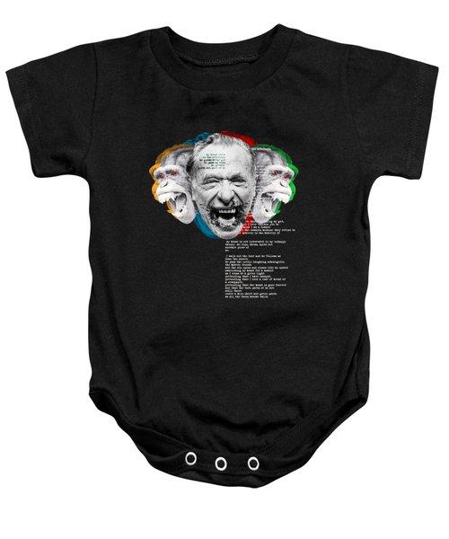 Bukowski's Beast Baby Onesie